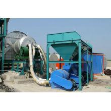 Queimador de carvão pulverizado giratório popular