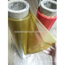 PVDC heat shrink film PE/EVA/PVDC/EVA/VLDPE film for Cold fresh meat packaging