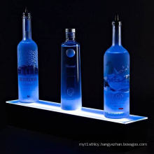 Chinese LED Acrylic Display, Wine Cabinet with LED Bulb