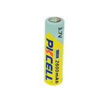 Schnelle Lieferung 3,7 V wiederaufladbare Lithium-Ionen-Batterie