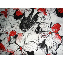 100% Polyester Printed Twill Micro Fabric For Beach Pants