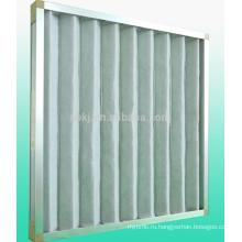 Предварительная панель Г3 Г4 сетка воздушный фильтр с нетканым синтетическим СМИ