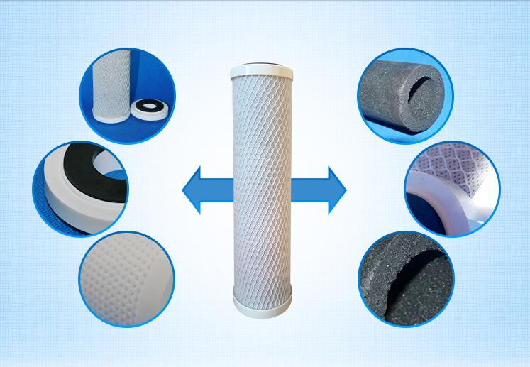 UDF Activated Carbon Water Filter
