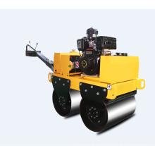 Compactador de vibrador de rodillo de camino para caminar pequeño SVH80