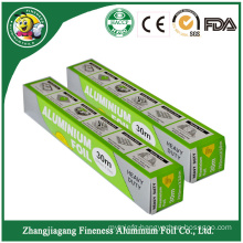 Aluminum Foil / Kitchen Foil/ Wrapping Roll for Food Packing