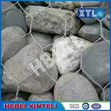 10 Years manufacturer for PVC coated Wire Mesh Best Galvanized Gabion Basket export to Cuba Supplier