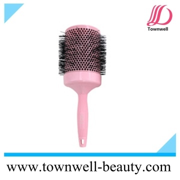 Plastic Handle Material and Ovenproof Feature Hair Brush