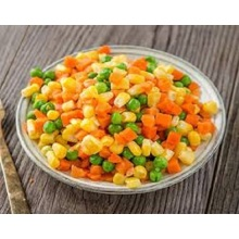OEM Custom Frozen Mixed Vegetables
