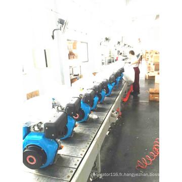 moteurs diesel refroidis par air 8HP 186F avec la Chine de cylindre simple faite