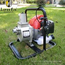 Anditiger Wp10 Two Stroke 1inch Pompe à eau à essence auto-amorçante