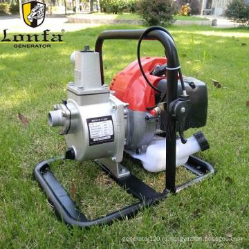 Anditiger Кр10 двухтактный 1 дюйм портативный Самовсасывающий насос воды бензина