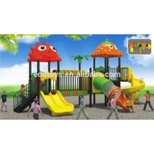 2015 Neue Produkte Kinder Freizeitpark Spielzeug Outdoor Spielplatz Slide B10192