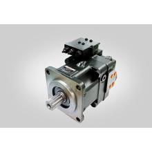 Pompe à cylindrée variable à piston axial et plateau oscillant