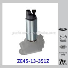 Bomba de combustível elétrica de alta qualidade para Mazda ZE45-13-351Z