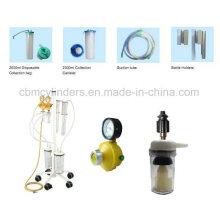 Medical Vacuum Regulator & Suction Bottles