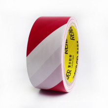 Excellent Quality warning PVC tape log roll 50mm caution tape