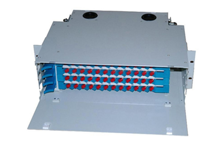 24 Port Fiber Distribution Frame Odf