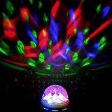 Mini Party Lamp Poupança de energia Disco Light