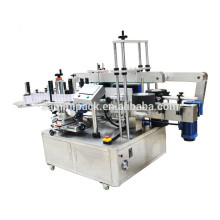 Hot top class automatic jars labeling sticker machine