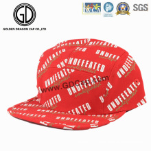 2016 Hot Great Fashion Design Unbesiegt Druck Snapback Camper Cap