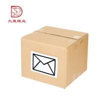Chine nouveau pas cher prix haute qualité personnaliser colis boîte postale