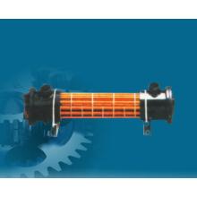 Refroidisseur d'huile hydraulique utilisé dans les machines métallurgiques