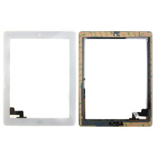 Wholesale Replacement Digitizer for iPad 2 Touch Screen + Home Button Assembly