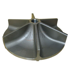 Customized Stainless Steel Impeller Part