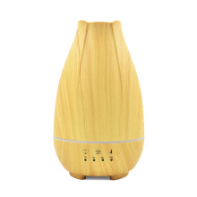 Europe style for Mini Electric Oil Diffuser Wooden Electric Ultrasonic Aromatherapy Diffuser 500ml supply to Spain Importers