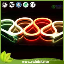 80LEDs de cores diferentes / M DC12 / iluminação de corda LED 24V