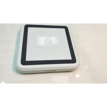 Speaker phone mold for plastic shell and assembly