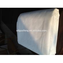 Tissu gris pas cher 100% coton 30 * 30 68 * 68 63 '' fabriqué en Chine