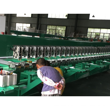 Embroidery Machine for Window Curtain with Good Quality