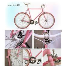 Bicicleta 700c / Bicicleta Deportiva / Bicicleta de engranaje fijo / Bicicleta Bicicleta / Bicicleta deportiva Fiexed Gear (700C-A003)