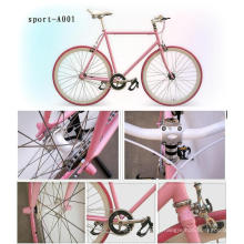 700c велосипед/спорт велосипед/Fixed Gear Bicycle/Bike Bicycle/Fiexed Sport Gear Bicycle (700C-A003)