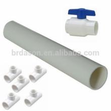 Machine de soudure à haute fréquence en plastique de tuyau de PVC