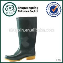Веллингтон Wellies дождя резиновые сапоги B-803