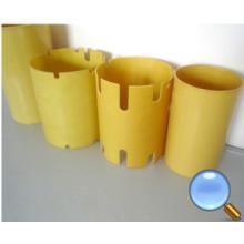 Epoxy Novolac Tela Laminado Tubo y Hoja Material de Aislamiento Electricial