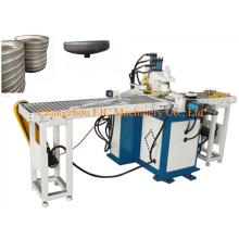Automatische Kleinproduktion Seal Head Necking Machine