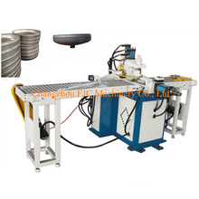 Automatic Production Line Seal Head Necking Machine