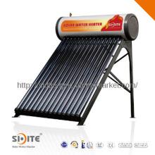 Best Efficiency Compact High Pressure Vacuum Tube Solar Water Heater