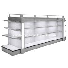Estante de exhibición de tienda de cosméticos Estante de plataforma para equipo de tienda (YD-012)