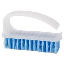 Cepillo de limpieza plástico del arte del clavo del polvo del logotipo de encargo al por mayor de la fuente de la fábrica