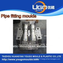 Fournisseur de moules en plastique pour le moule d'injection de câbles cpvc de taille standard dans taizhou Chine
