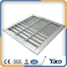 Productos más vendidos 150mm 300mm 450mm anchura 304 rejilla de acero inoxidable rejilla de drenaje de piso