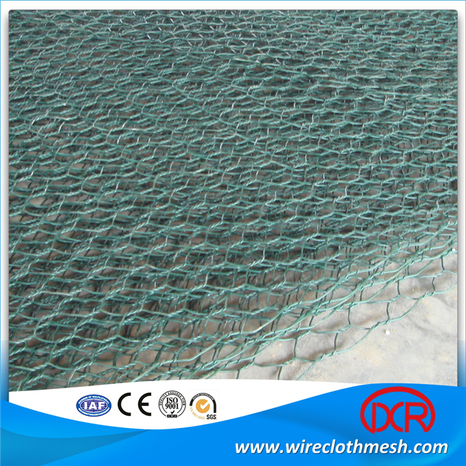 Welded Gabion Box Construction Application