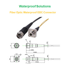 FTTH Waterproof Solutions Odc Connector