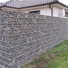Gabion Boxes for Vertical Noise Barrier