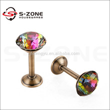 decorative accessories metal curtain tie back