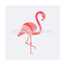 Temporary Tattoo 'Romantic Flamingo' Customized Tattoo Designs